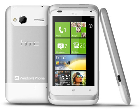 HTC, Windows Phone 7.5, Mango, Microsoft