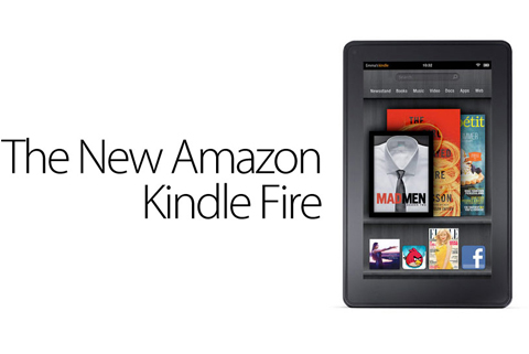 Amazon, Kindle Fire, tablet