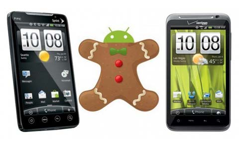 HTC, Android, HTC EVO, HTC Thunderbolt