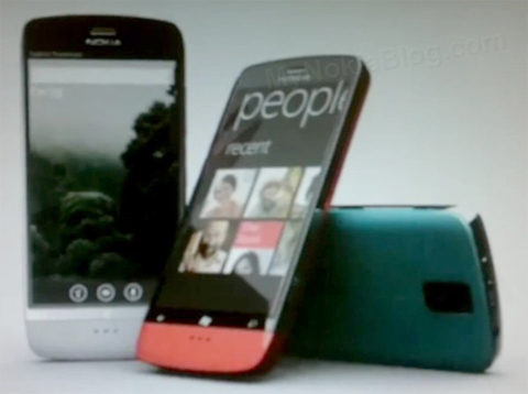 Nokia, Nokia Ace, Nokia Sea Ray, Nokia Sabre, Microsoft, Windows Phone 7
