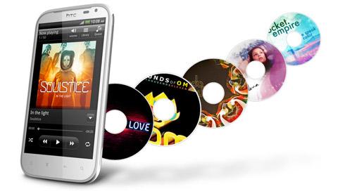 HTC, HTC Sensation XL, Beats Audio, Android