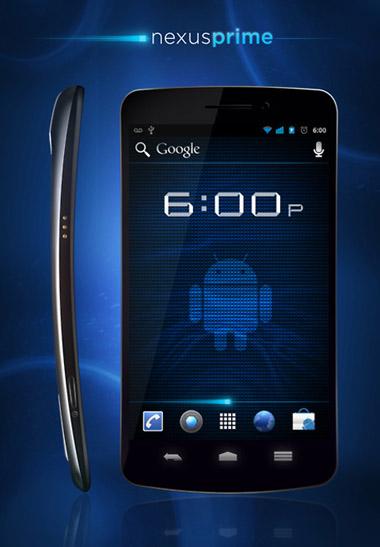 Samsung Galaxy Nexus, samsung, Google, Android, Unpacked, Nexus Prime, Ice Cream Sandwich