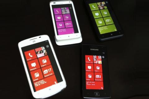 Microsoft, LTE, Windows Phone 7, Mango