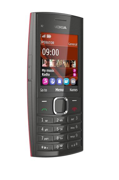Nokia, X2-05, Nokia X2-05