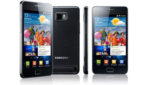 Samsung, Galaxy S, Galaxy SII, Galaxy Ace, Apple
