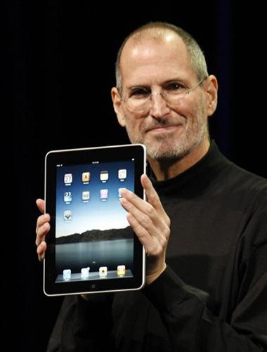Apple, Steve Jobs, iPad