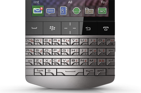 RIM, Blackberry Porsche Design P9981, Bold 9900