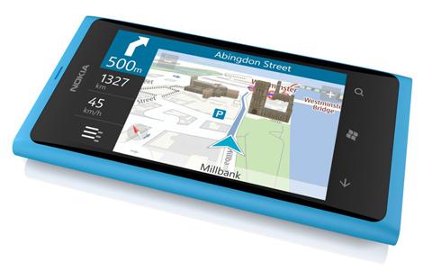 Microsoft, Nokia, Lumia 800, Windows Phone