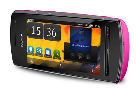 Nokia, Symbian Belle, Nokia 600