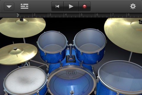 Apple, iPhone, iPod Touch, GarageBand