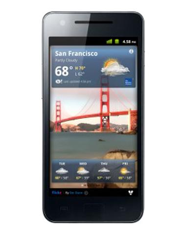 Yahoo!, Yahoo! Weather, Android