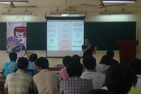 Saigon Mobile DevCamp