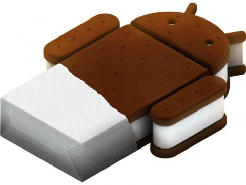 Google, Android 4.0 Ice Cream sandwich