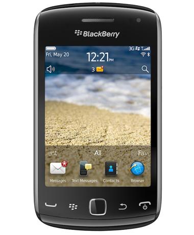 RIM, BlackBerry Curve 9380