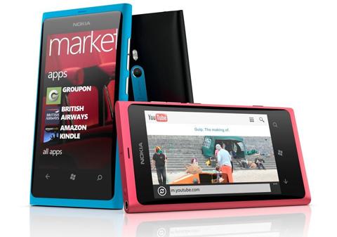 Nokia, Lumia 800