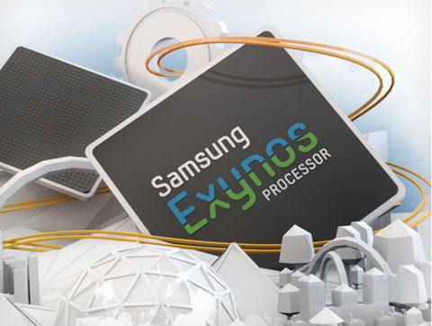Samsung, chipset Quad-core Exynos 4412