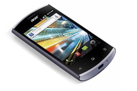Acer, Liquid Express, NFC, Android
