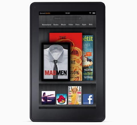 Amazon, kindle Fire, Android