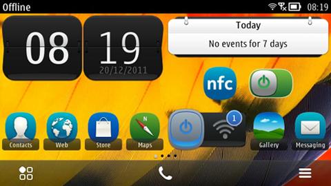 Nokia, Symbian, Belle