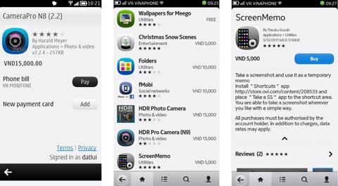 Nokia, PR-news, app-news, Mobifone, Vinaphone