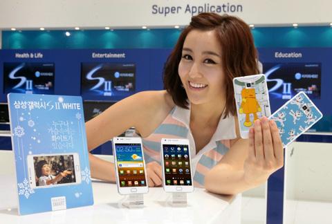 Samsung, Apple, Nokia, Galaxy SII