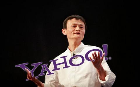 Alibaba, Yahoo!