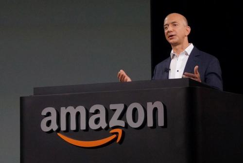 Amazon, New York, Jeff Bezos, Seattle