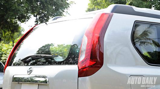 car-news,  Xtronic CVT, VDC, X-Trail, LED, Nissan X-Trail