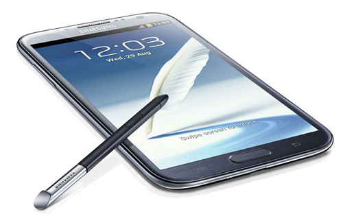 Samsung Galaxy Note II, S-pen, LCD, Super AMOLED, Samsung, Samsung Galaxy, tablet