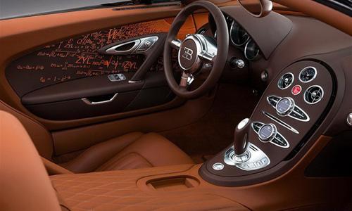 dientutieudunBugatti Veyron, Veyron Grand Sport Venet, Bugatti,  Bernar Venet, Ettore Bugatti, Art Basel Miami Beach, car-news
