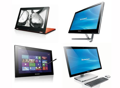 Lenovo,IdeaPad Yoga 11S, AIO IdeaCentre A730, AIO IdeaCentre C540, ThinkVision Touch, CES 2013