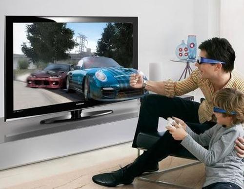 TV 3D, 3D, CES 2013, CES-2013