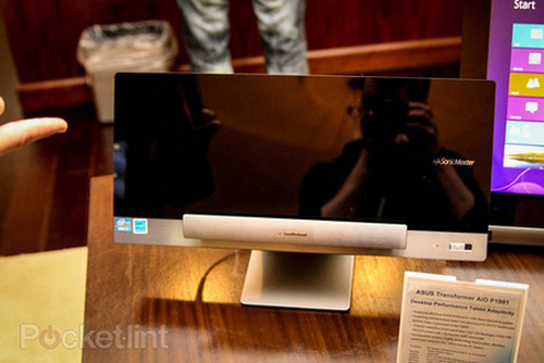 Asus, Transformer AIO, Asus Transformer AIO, tablet, PC-news, CES 2013, CES-2013