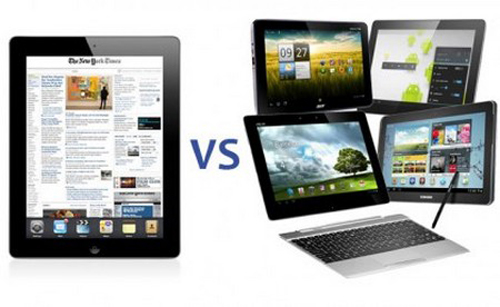 iPad, Android, Google, Nexus 7, Apple, iPad mini