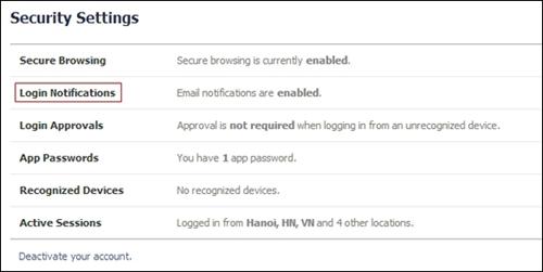Facebook, hack, bao ve, bảo vệ