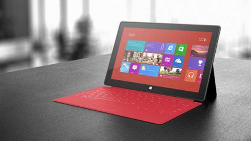 Microsof, marketing,  Windows, Surface Pro, Surface RT, iPad, Apple