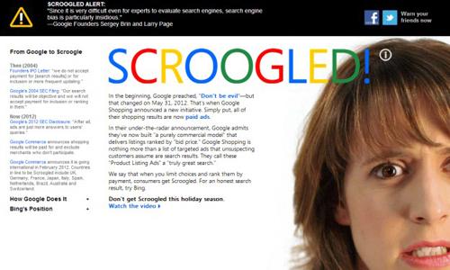 DroidRage, Twitter, Windows Phone, Google, Bing