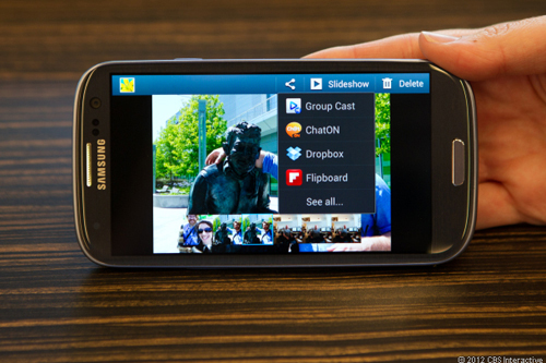 Samsung, Snapdragon S4, Galaxy Note 2, Android 4.1.2 Jelly Bean