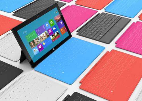 Microsoft Surface,  iPhone 5, Ultra HD, hybrid E-Tron, Audi, ultrabook, HTC