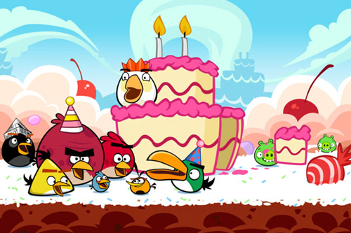 Mobile-news, Angry Birds, iOS, Android, iPhone 5, Apple, Bad Piggies, Samsung