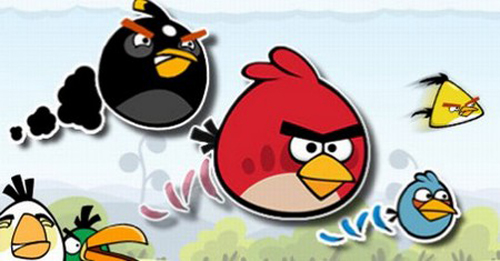 Rovio Entertainment, Angry Birds, Android, iOS