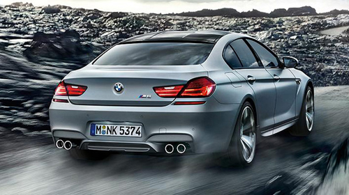 car-news, M6 GranCoupe, M Double Clutch Transmission, BMW