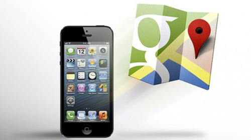 Mobile-news, Google Maps, Google, iOS