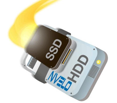 Samsung, Nvelo, SSD, HDD
