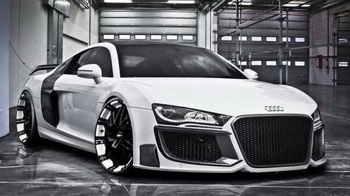 Regula, Audi R8, Oxigin, coupe, spyder