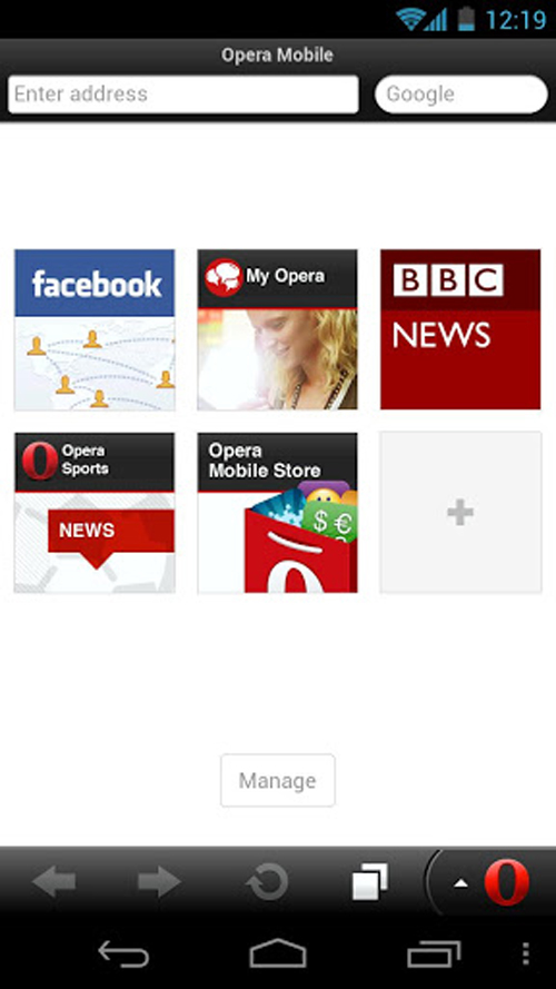 Android, Dolphin Browser HD, Windows, iOS, BlackBerry OS, Opera Software ASA