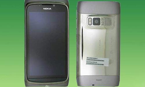 Lumia, PhoneArena, Nokia 801T
