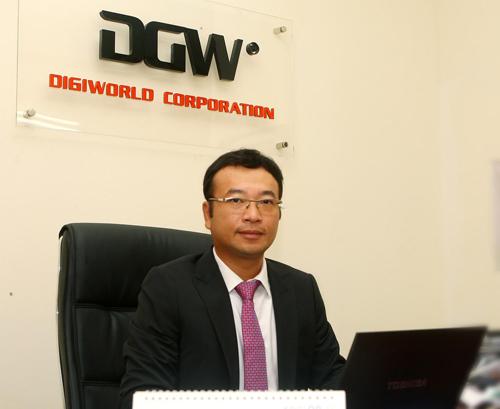 Digiworld Corporation, DGW, CNTT, doanh nghiep, doanh nghiệp