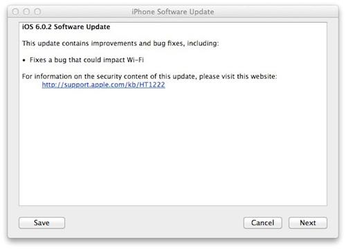 Mobile-news, iPhone 5, iPad mini, iOS 6.0.2, Apple,
