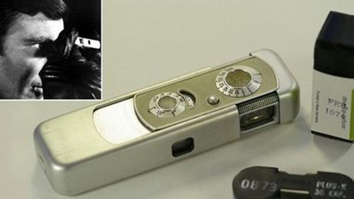 Sony Ericsson K800, Samsung PixelSense, Seiko H357 5040, Minox A IIIs, Digital Angel